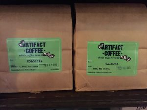 Artifact Coffee